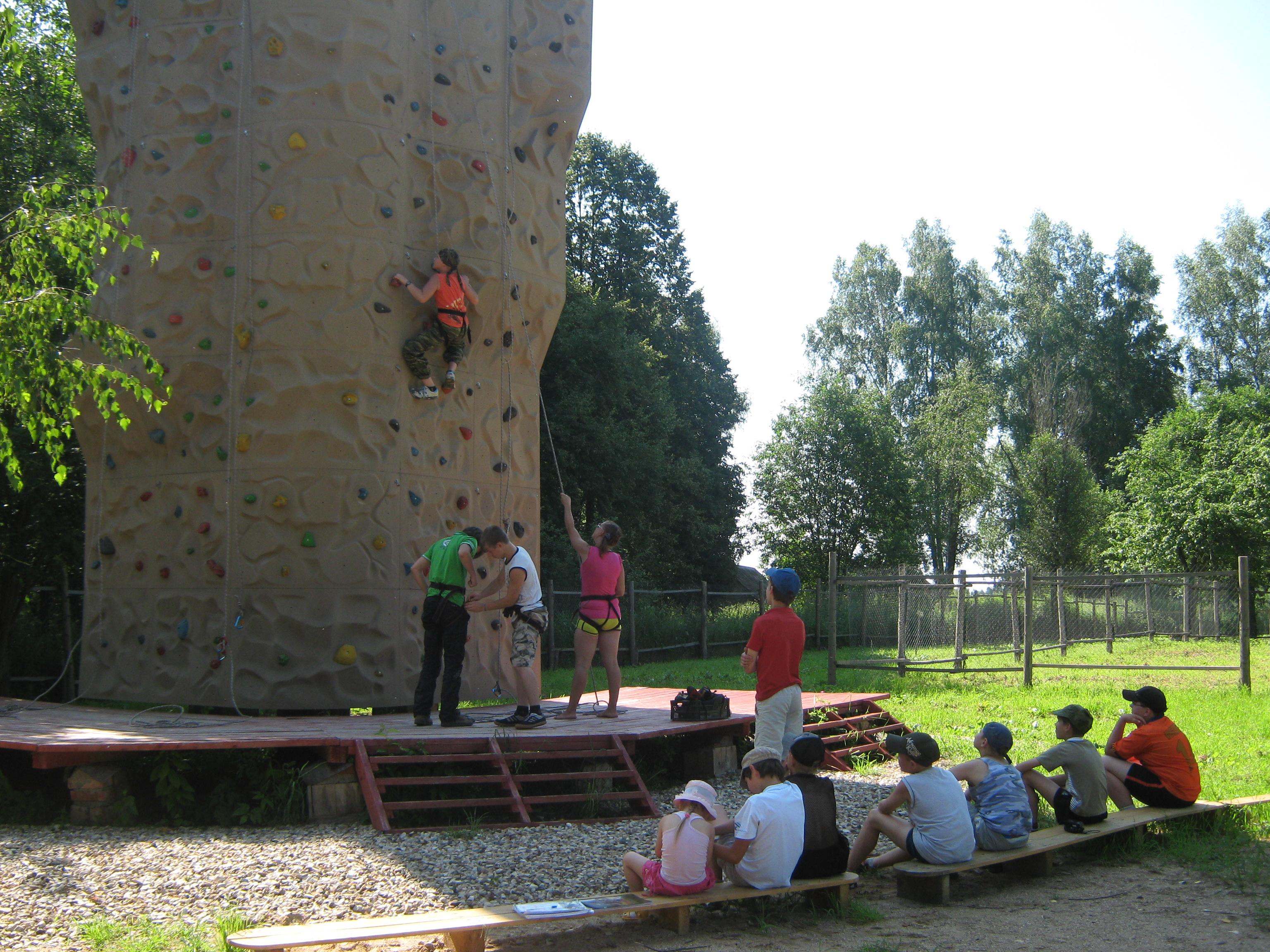 Проект «Поддержка летнего отдыха и занятости детей и подростков в профильных сборах «Эколого-туристского комплекса «Родник»